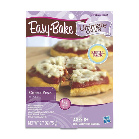 Easy Bake Ultimate Oven Cheese Pizza Mix Playset - Chickadee Solutions