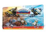 Skylanders SuperChargers Triple Pack #1: Jet Stream Shark Tank Shark Shooter ... - Chickadee Solutions - 1