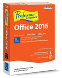 Individual Software PROFESSOR TEACHES OFFICE 2016 PC Disc - Chickadee Solutions - 1