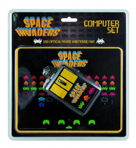 50Fifty Space Invaders Computer Set - Chickadee Solutions