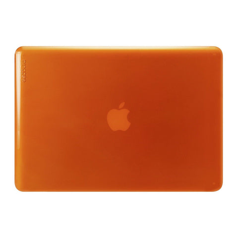 "Incase Hardshell Case for MacBook Pro 13"" Aluminum Red Orange (CL60186) - Chickadee Solutions - 1"