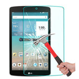 LG G Pad F 8.0 Glass Screen Protector OMOTON Tempered-Glass Protector with [9... - Chickadee Solutions - 1