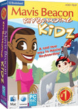 Mavis Beacon Keyboarding Kidz Kids Typing - Chickadee Solutions