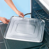 Disposable Foil Oven Liners set of 10 - Chickadee Solutions