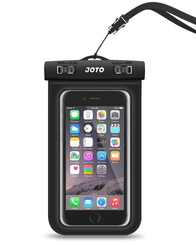 Universal Waterproof Case JOTO CellPhone Dry Bag Pouch for Apple iPhone 6S 6 ... - Chickadee Solutions - 1