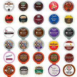 Bold Coffee Variety Sampler Pack for Keurig K-Cup Brewers 30 Count - Chickadee Solutions - 1