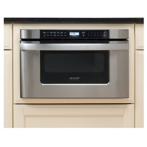 Sharp Kb 6524ps 24 Inch Microwave Drawer Oven Stainless