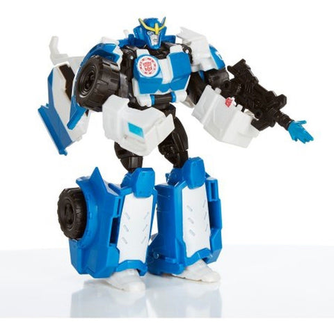 Transformers Robots in Disguise Warriors Class Strongarm Figure - Chickadee Solutions - 1