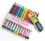 Pilot Frixion Colors Erasable Marker - 12 Color set /Value set Which Attached... - Chickadee Solutions - 1