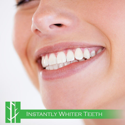 teeth whitening activated organic charcoal instructions
