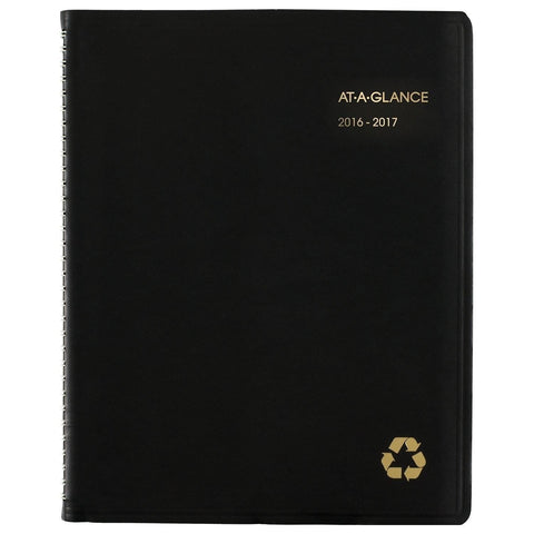 AT-A-GLANCE Academic Year Weekly / Monthly Appointment Book / Planner July 20... - Chickadee Solutions - 1