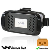 VR Headset Virtual Reality Goggles by VR beatz - Deep Immersive Experience on... - Chickadee Solutions - 1