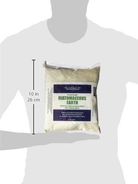 Diatomaceous Earth Food Grade  Pounds By Nature