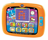VTech Light-Up Baby Touch Tablet Orange - Chickadee Solutions - 1