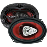 "BOSS AUDIO CH6930 Chaos Exxtreme 6"" x 9"" 3-way 400-watt Full Range Speakers - Chickadee Solutions - 1"