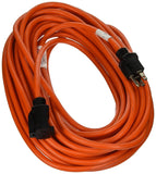 Prime Wire & Cable EC501630 50-Foot 16/3 SJTW Medium Duty Extension Cord Orange - Chickadee Solutions