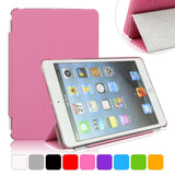 CoastaCloud iPad Air 2 Case Pink Smart Case Cover with Trifold Stand and Magn... - Chickadee Solutions - 1