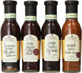 Stonewall Kitchen Classic Grille Sauce Collection - Chickadee Solutions - 1