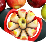Dynamic Chef Apple Slicer - Stainless Steel Apple Corer - up to 3.5 Inch Appl... - Chickadee Solutions - 1