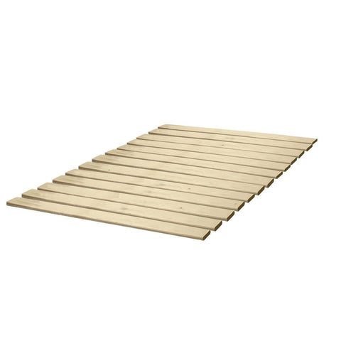 Classic Brands Wooden Bed Slats/Bunkie Board Solid Wood Any Mattress Type Twi... - Chickadee Solutions - 1