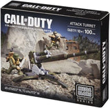Mega Bloks Call of Duty Attack Turret Building Set - Chickadee Solutions