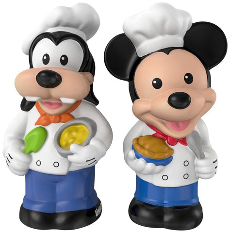 Fisher-Price Little People Magic of Disney Mickey & Goofy Buddy Pack - Chickadee Solutions - 1