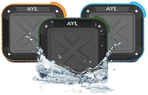 Best Portable Outdoor and Shower Bluetooth 4.0 Speaker by AYL SoundFit Waterp... - Chickadee Solutions - 1
