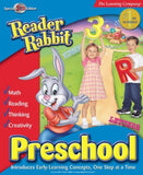 Reader Rabbit PreSchool [OLD VERSION] - Chickadee Solutions