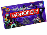 Monopoly The Nightmare Before Christmas Collector's Edition USAopoly - Chickadee Solutions - 1