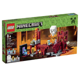 LEGO Minecraft 21122 the Nether Fortress Building Kit - Chickadee Solutions - 1