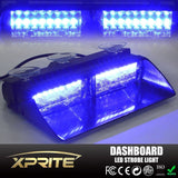Xprite 16 LED High Intensity LED Windshield Emergency Hazard Warning Strobe L... - Chickadee Solutions - 1