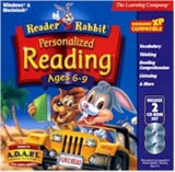 Reader Rabbit Personalized Reading Ages 6-9 Deluxe - Chickadee Solutions