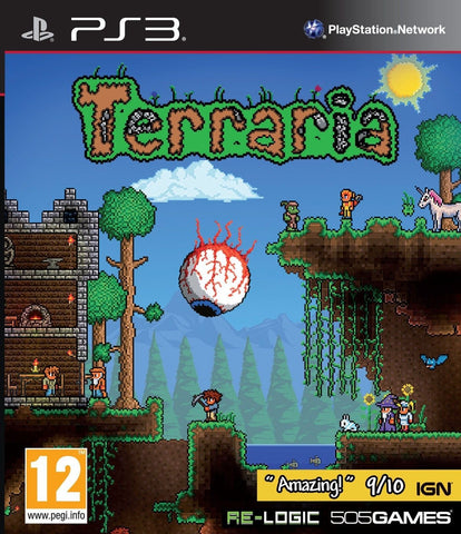 505 Games Terraria 71501866 - Chickadee Solutions - 1