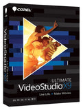 Corel VideoStudio Ultimate X9 PC - Chickadee Solutions