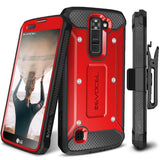 Evocel LG K7 / LG Tribute 5 / LG Escape 3 Case [Explorer Series] Premium Hybr... - Chickadee Solutions - 1