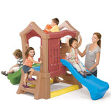 Step2 Play Up Double Slide Climber - Chickadee Solutions - 1