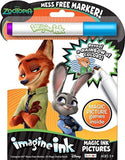 Bendon Zootopia Magic Ink Activity Book - Chickadee Solutions