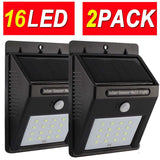16LED 2PACK Promotion Limited-days Only Upgraded Super Bright Sogrand Solar M... - Chickadee Solutions - 1