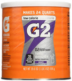 Gatorade Perform G2 02 Perform Thirst Quencher Instant Powder Grape Drink 19.... - Chickadee Solutions - 1