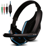 Gaming Headset for PS4 PC iPhone Smart Phone Laptop Tablet iPad iPod Mobileph... - Chickadee Solutions - 1