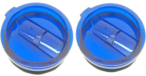 LTG Set of 2 Replacement Splash Proof Sliding Lids for 30oz Steel Tumblers Fi... - Chickadee Solutions - 1