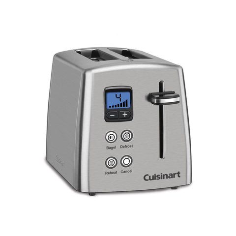 Cuisinart CPT-415 Countdown 2-Slice Stainless Steel Toaster Cuisinart - Chickadee Solutions - 1
