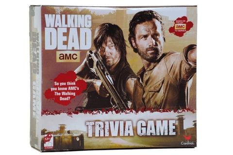The Walking Dead Trivia Game - Chickadee Solutions - 1