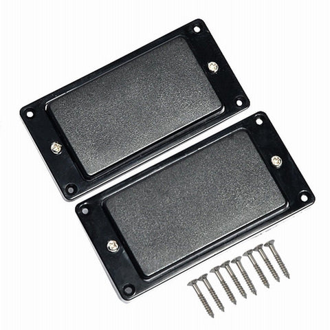 1set Humbucker Pickup Black for Gibson Les Paul Replacement - Chickadee Solutions - 1