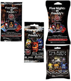 FNAF Toys Starter Bundle with A 5 Nights at Freddy's Dog Tag Five Nights Back... - Chickadee Solutions