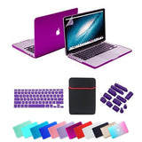 Se7enline Rubberized Frosted Soft Touch Hard Shell Case Cover for 13.3-Inch M... - Chickadee Solutions - 1