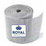Diamond Rhinestone Bling Ribbon Roll by Royal Imports Wedding Cake Decoratio... - Chickadee Solutions - 1