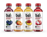 Bai Rainforest Variety Pack Antioxidant Infused Beverage 18 Ounce (Pack of 12) - Chickadee Solutions - 1
