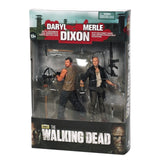 McFarlane Toys The Walking Dead TV Series 4 Merle & Daryl Dixon Brothers 2-Fi... - Chickadee Solutions - 1