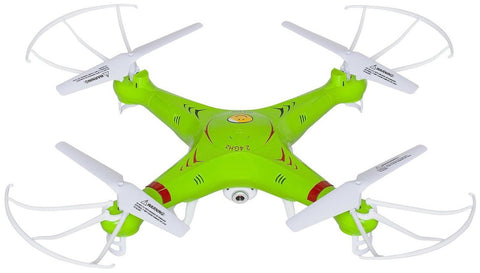 X5C RC Quadcopter Drone with Camera (720p HD) Headless Mode 2.4GHz 4 CH 6 Axi... - Chickadee Solutions - 1